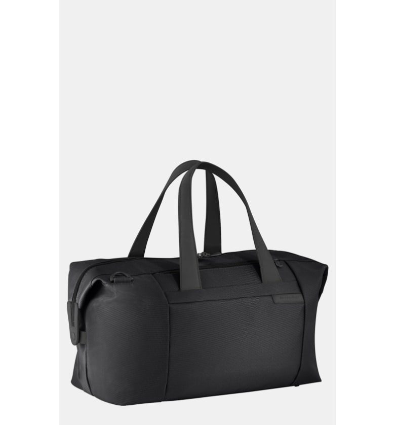 BASELINE COLLECTION - MEDIUM DUFFLE - BLACK