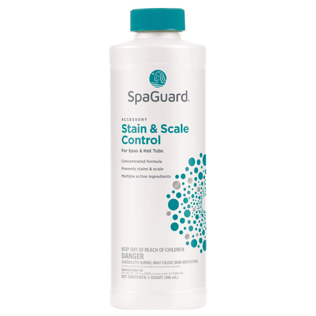 SpaGuard Spa Stain/Scale Control - Quart