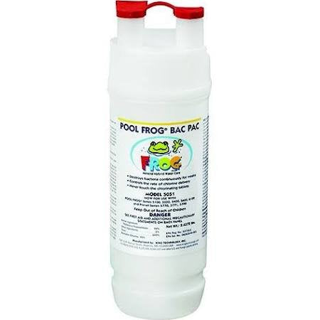 King Technology Pool Frog Mineral Purifier Replacement Chlorine Bac Pac