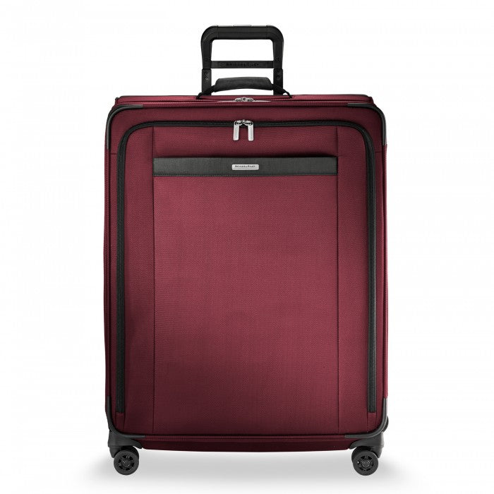 TRANSCEND COLLECTION - LARGE EXPANDABLE SPINNER - MERLOT