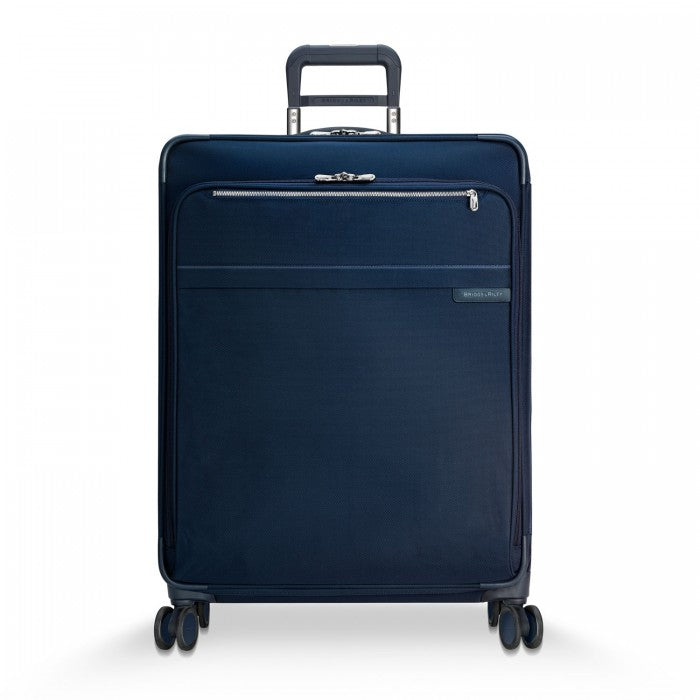 BASELINE COLLECTION - LARGE EXPANDABLE SPINNER - NAVY