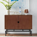 angelo:HOME TV Console/Buffet Cabinet - Luxe (walnut)
