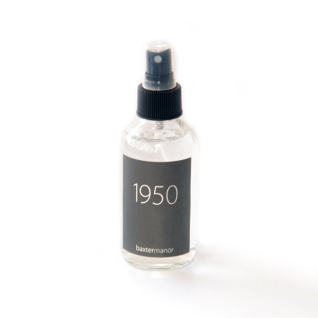 [color] 1950 #OurHistoryCollection Room and Linen Spray by Baxter Manor [variant]