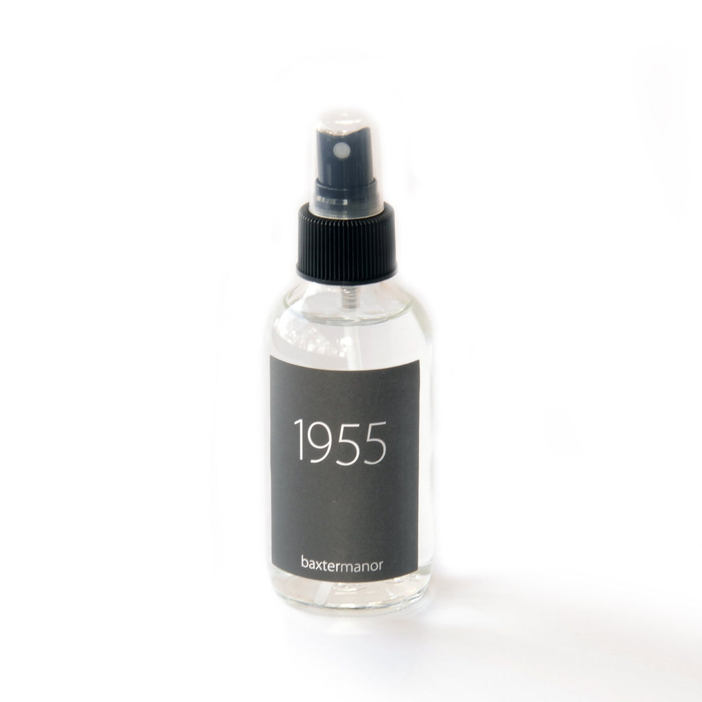 1955 #OurHistoryCollection Room and Linen Spray by Baxter Manor - angelo:HOME