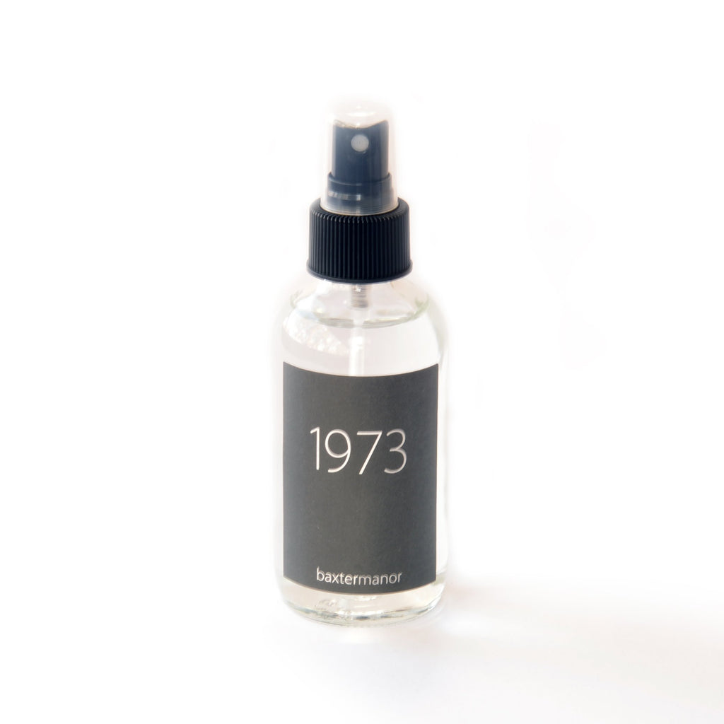1973 #OurHistoryCollection Room and Linen Spray by Baxter Manor - angelo:HOME