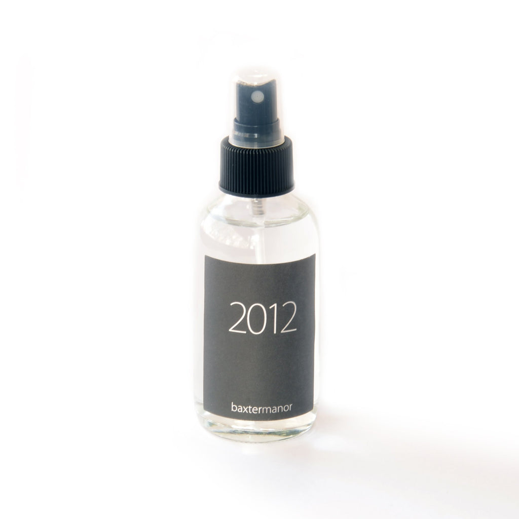 2012 #OurHistoryCollection Room and Linen Spray by Baxter Manor - angelo:HOME