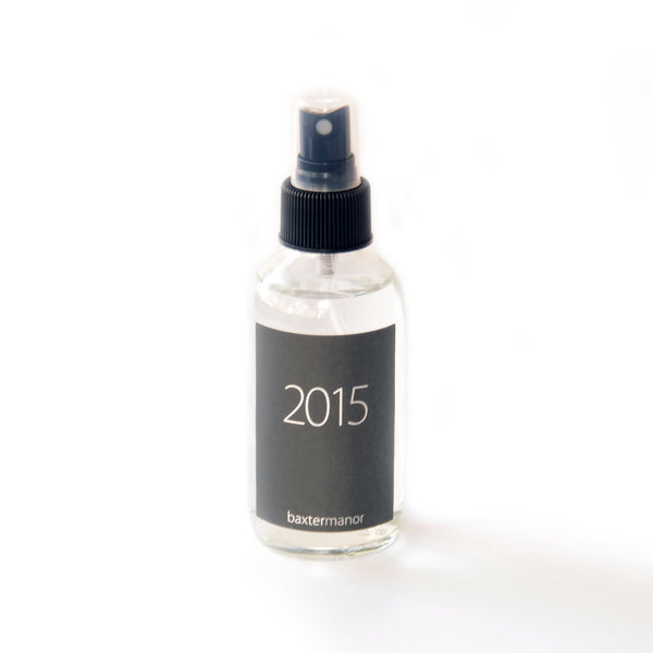 2015 #OurHistoryCollection Room and Linen Spray by Baxter Manor - angelo:HOME