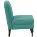 angelo:HOME Accent Chair With Button in Linen Laguna