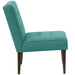 angelo:HOME Button Tufted Modern Chair in Linen Laguna - angelo:HOME