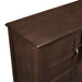 "angelo:HOME TV Console/Buffet Cabinet - 52"" Rustic Chic (coffee) - angelo:HOME"