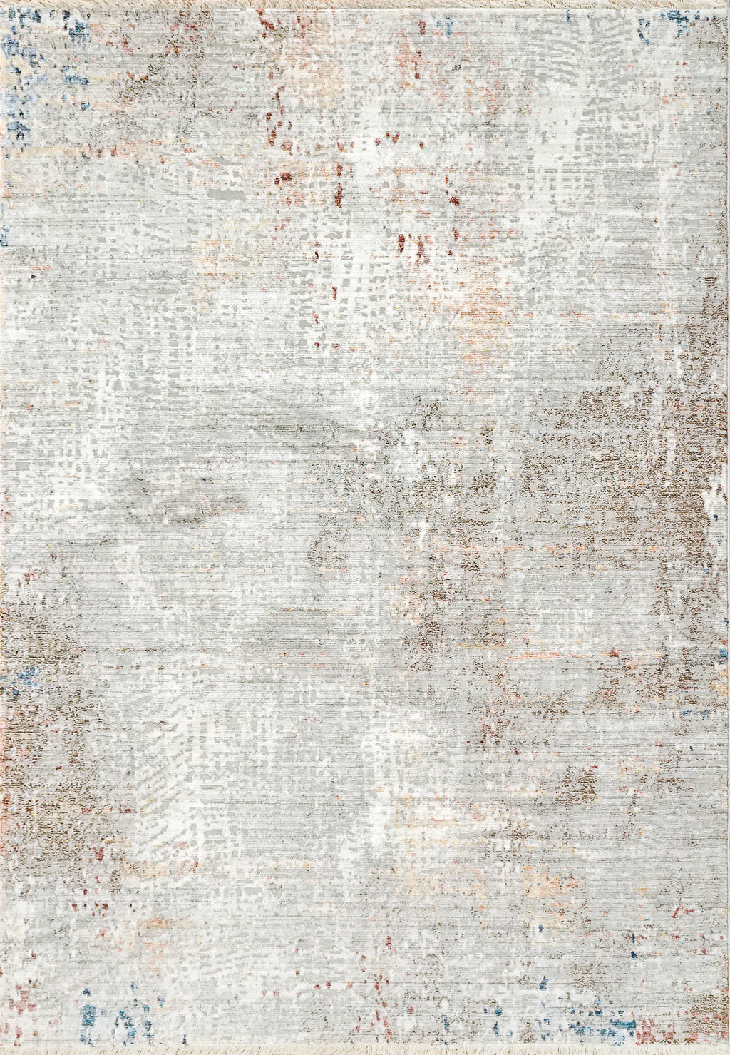 Angelo Surmelis Collection - Alea Rug 1802 (Taupe/Multi)