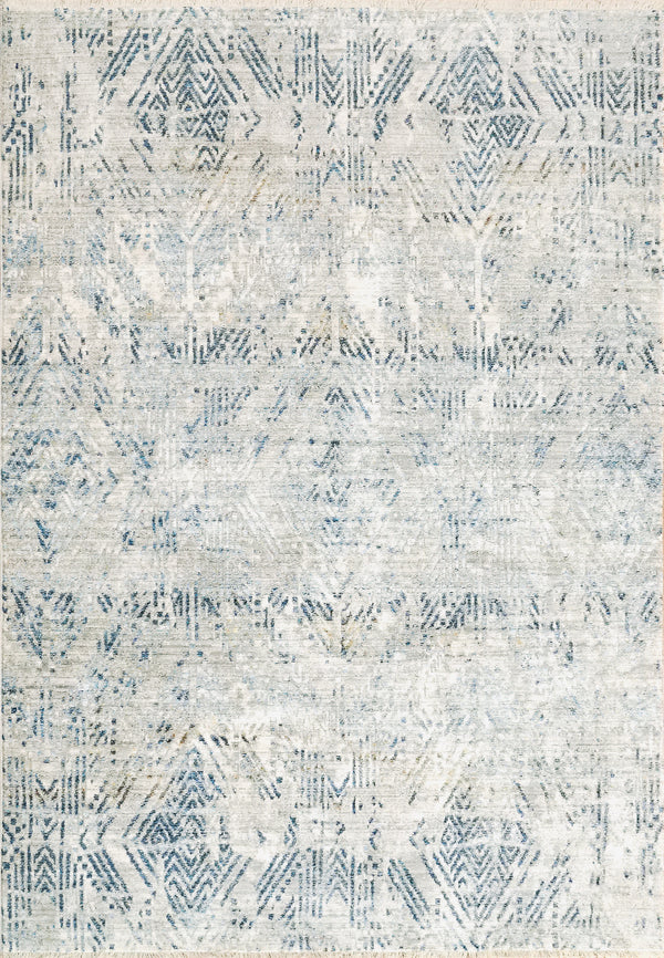 Angelo Surmelis Collection - Alea Rug 1803 (Taupe/Blue)
