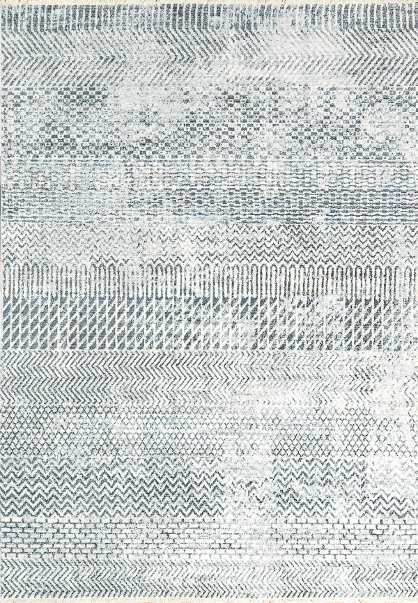 Angelo Surmelis Collection - Alea Rug 1808 (Taupe/Blue)