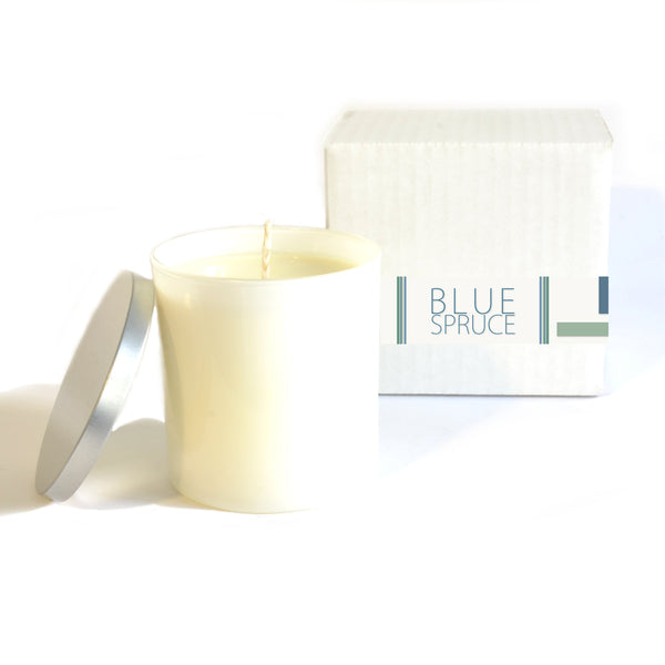 Baxter Manor - Modern Candle - Blue Spruce - angelo:HOME