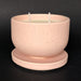 e.baran - Limited Edition Handmade Pottery Candle - Bowl - Spiced Pumpkin - angelo:HOME