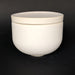e.baran - Limited Edition Handmade Pottery Candle - Bowl - Vetiver Balsam - angelo:HOME