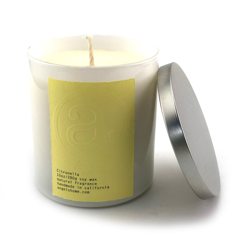 angelo:HOME Citronella Scented Candle