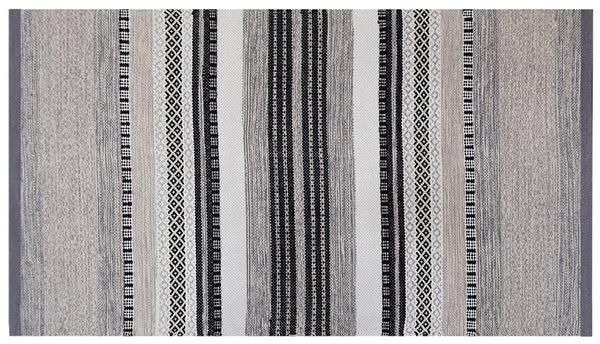 Angelo Surmelis Collection - Grace Throw Rug 2370 (Grey)