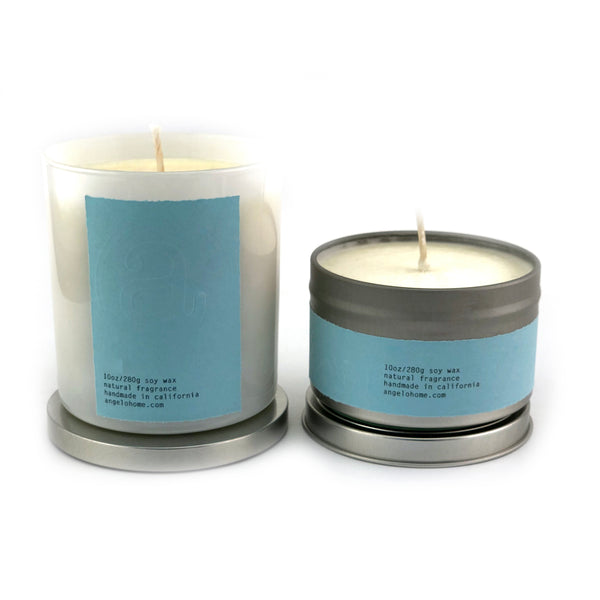 angelo:HOME Ocean + Driftwood Scented Candle