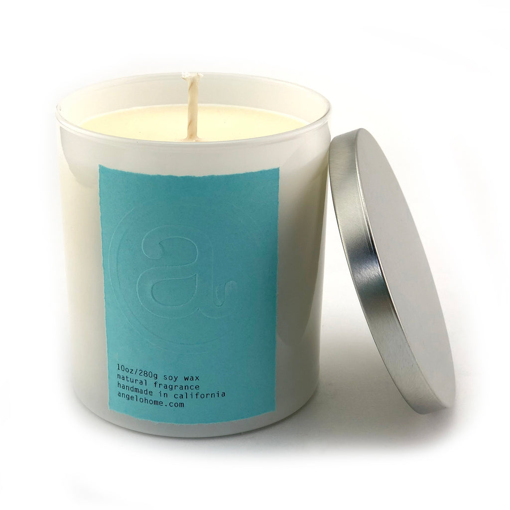 angelo:HOME Hydrangea Blooms Scented Candle