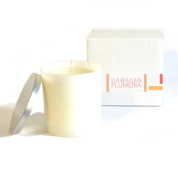 Baxter Manor - Modern Candle - Hawaiian Plumeria - angelo:HOME