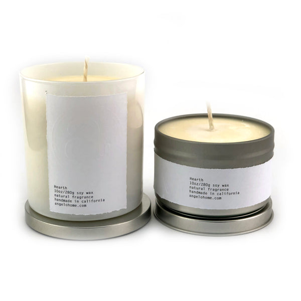 angelo:HOME Christmas Hearth Scented Candle