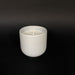 e.baran - Limited Edition Handmade Pottery Candle - Tumbler - Lemon Mint - angelo:HOME