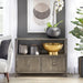 angelo:HOME Linden Metal Cabinet/Buffet/Media Console