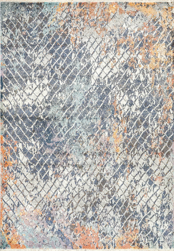 Angelo Surmelis Collection - Nola Rug 1030 (Grey/Multi)