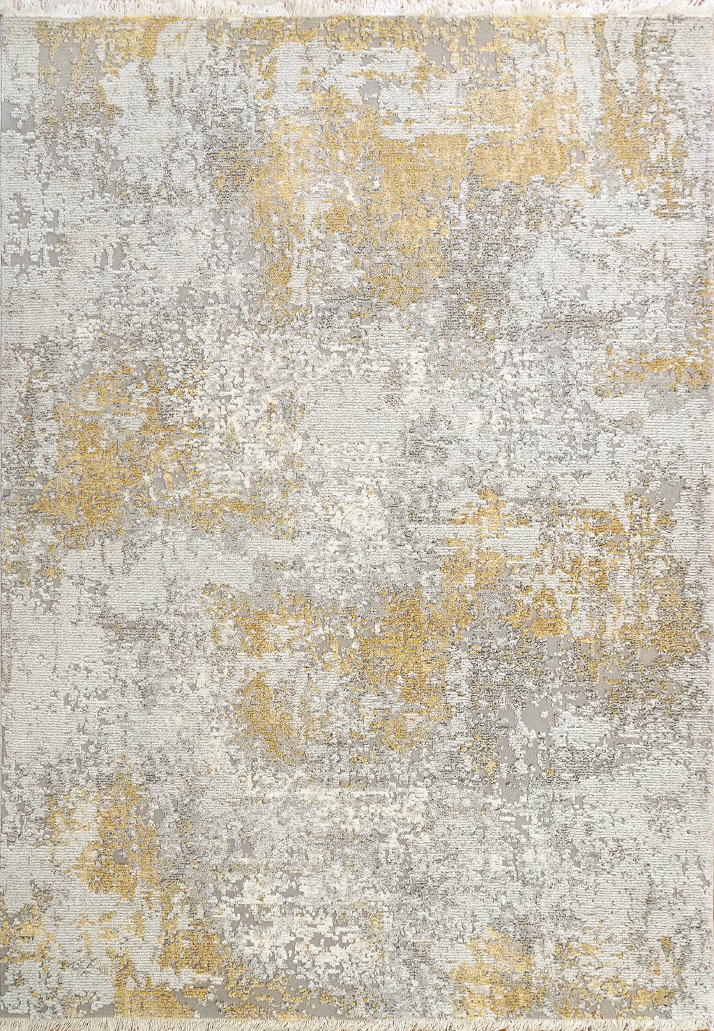 Angelo Surmelis Collection - Nola Rug 1037 (Grey/Gold)