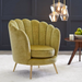 angelo:HOME Arm Chair - Twila in Citron