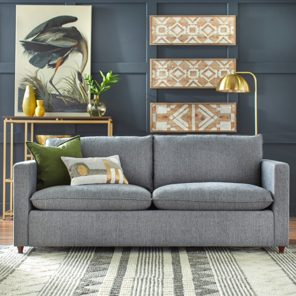 angelo:HOME Ricki Sofa in Grey