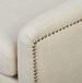 Upholstered Chair - Vita in wheat