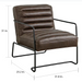Accent Chair - Homer (brown)