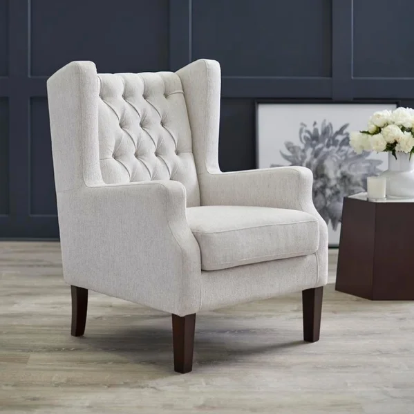 angelo:HOME Arm Chair - Harlin (linen) - angelo:HOME
