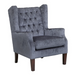 angelo:HOME Arm Chair - Harlin (slate) - angelo:HOME