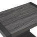 angelo:HOME End Table - City Grove (charcoal) - angelo:HOME