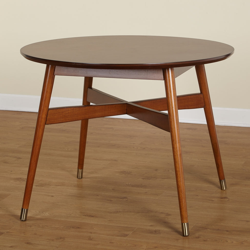 angelo:HOME Dining Table Mid-Century Walnut - angelo:HOME