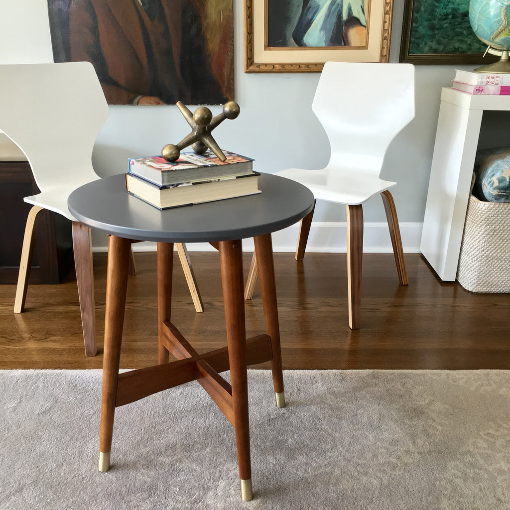 angelo:HOME End Table - Allen (grey)