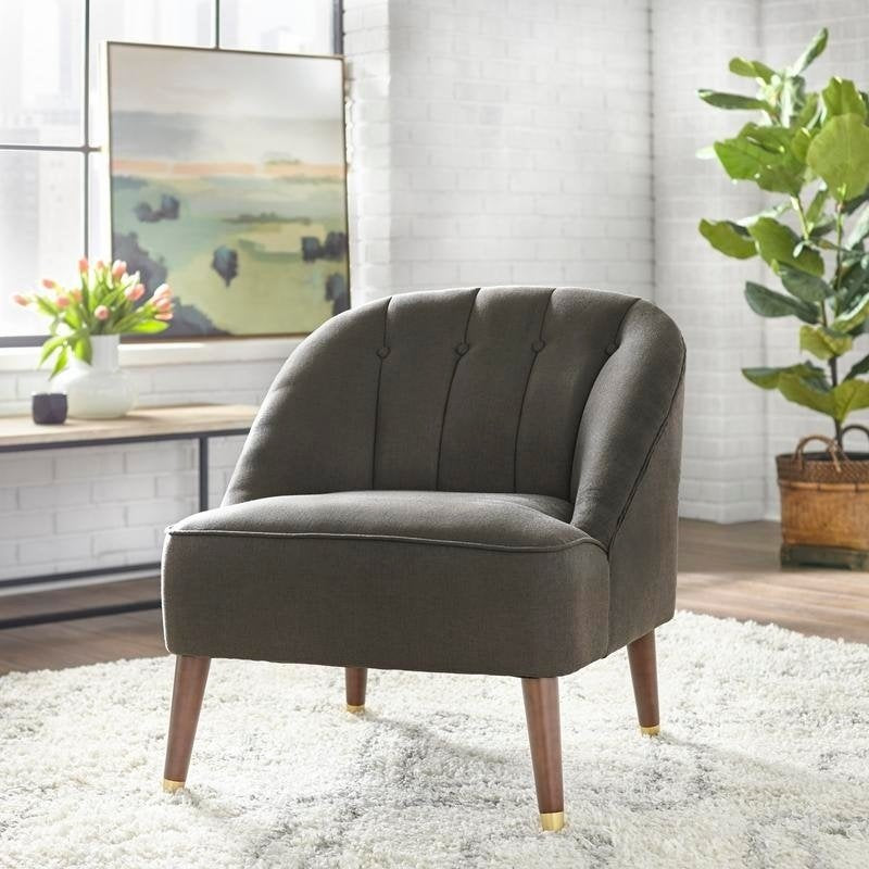 angelo:HOME Armless Chair - Edith (grey)