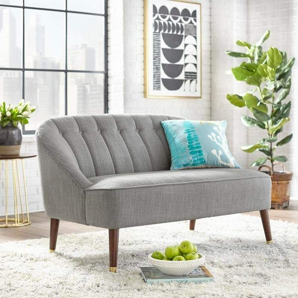 angelo:HOME Loveseat - Edith (slate)