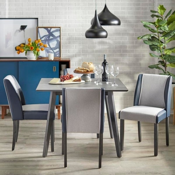 angelo:HOME Set - Grayson 5-Piece (grey) - angelo:HOME