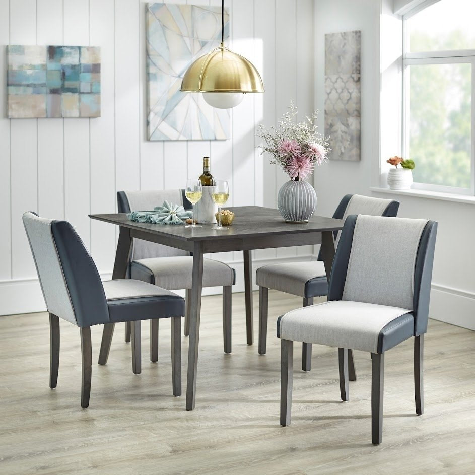 Angelo Home Dining Table Grayson Grey