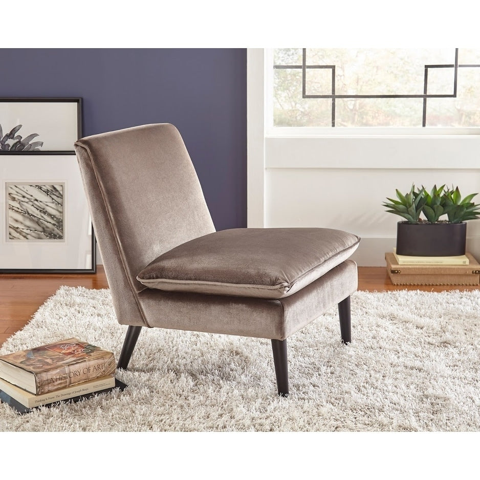 angelo:HOME Armless Chair - Harper (grey)