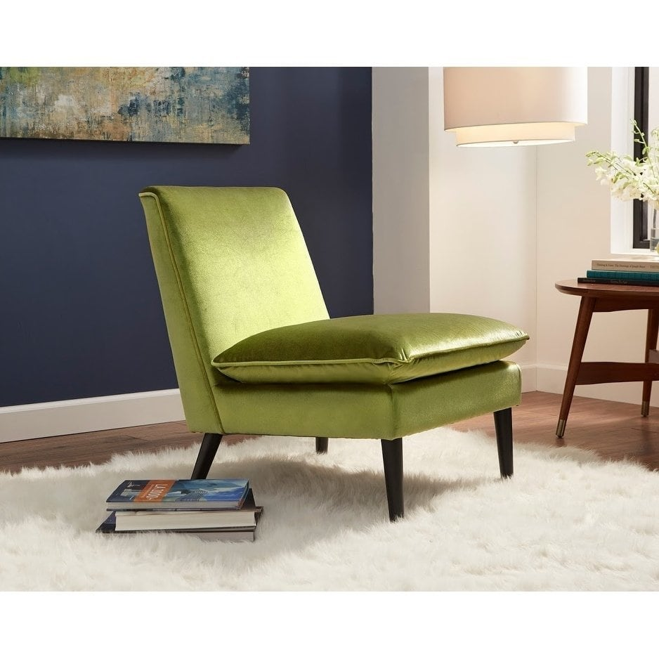 angelo:HOME Armless Chair - Harper (green)