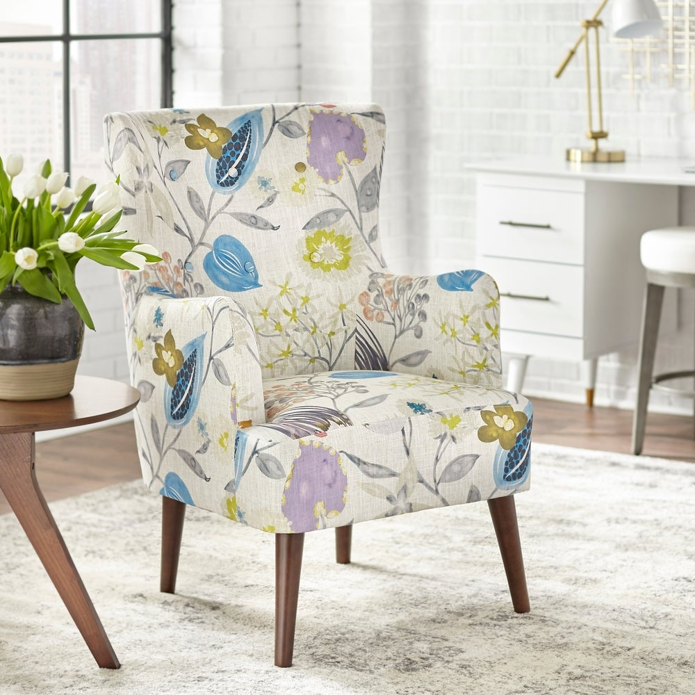 angelo:HOME Arm Chair - Jane (floral) - angelo:HOME