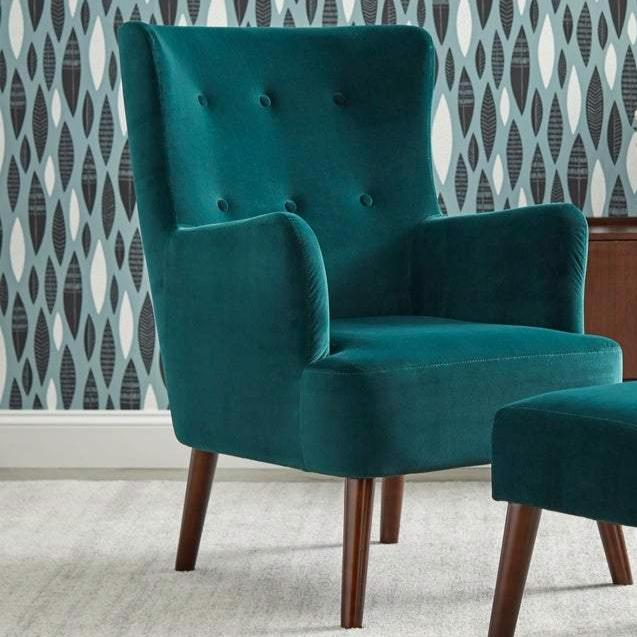 angelo:HOME Arm Chair - Jane (green) - angelo:HOME