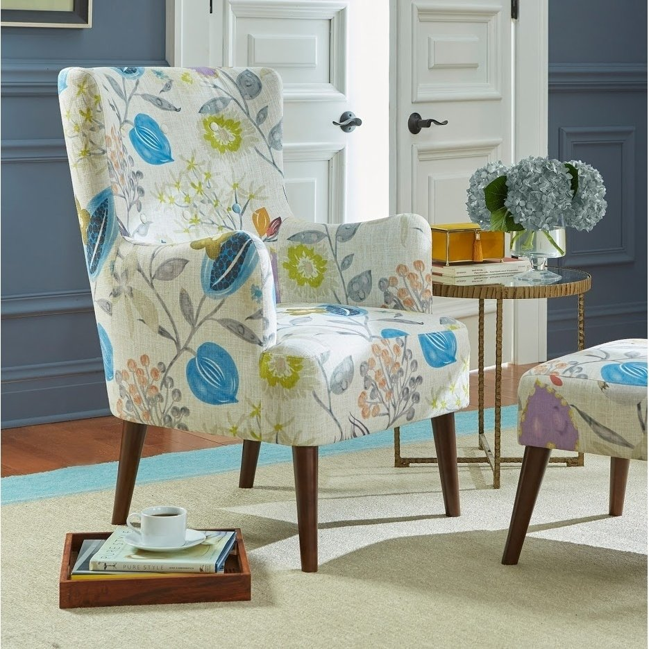 angelo:HOME Arm Chair - Jane in Floral
