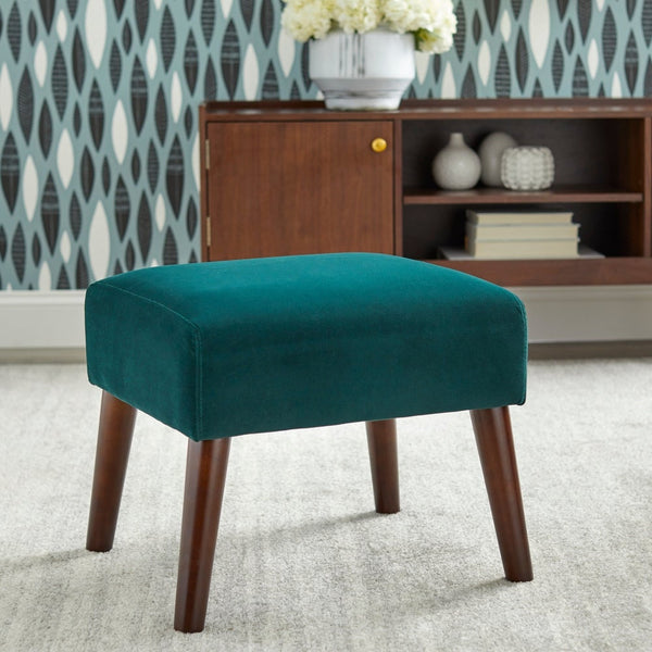 angelo:HOME Ottoman - Jane in Green - angelo:HOME