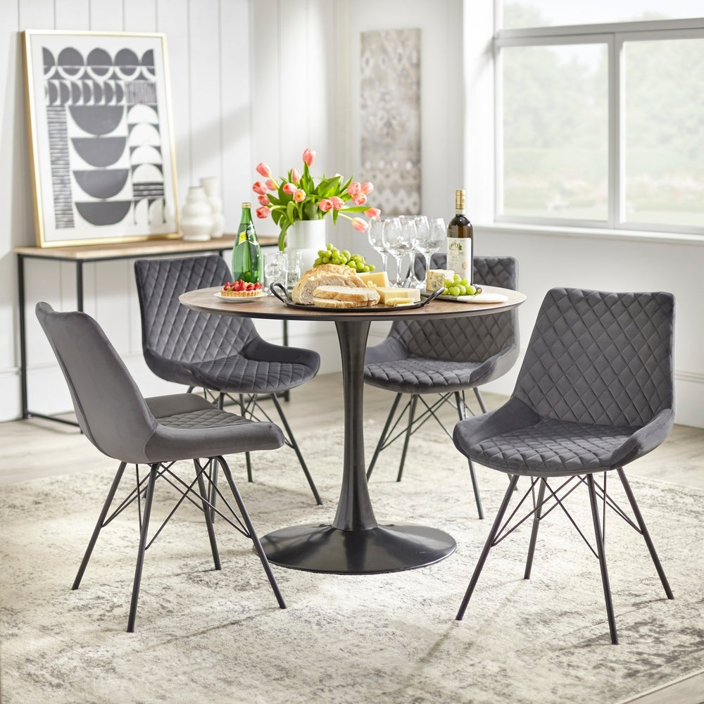 angelo:HOME Set - Kavitt 3 or 5 Pieces (grey) - angelo:HOME